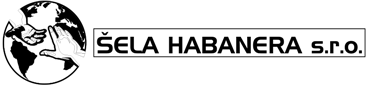 ŠELA HABANERA s.r.o. Logo